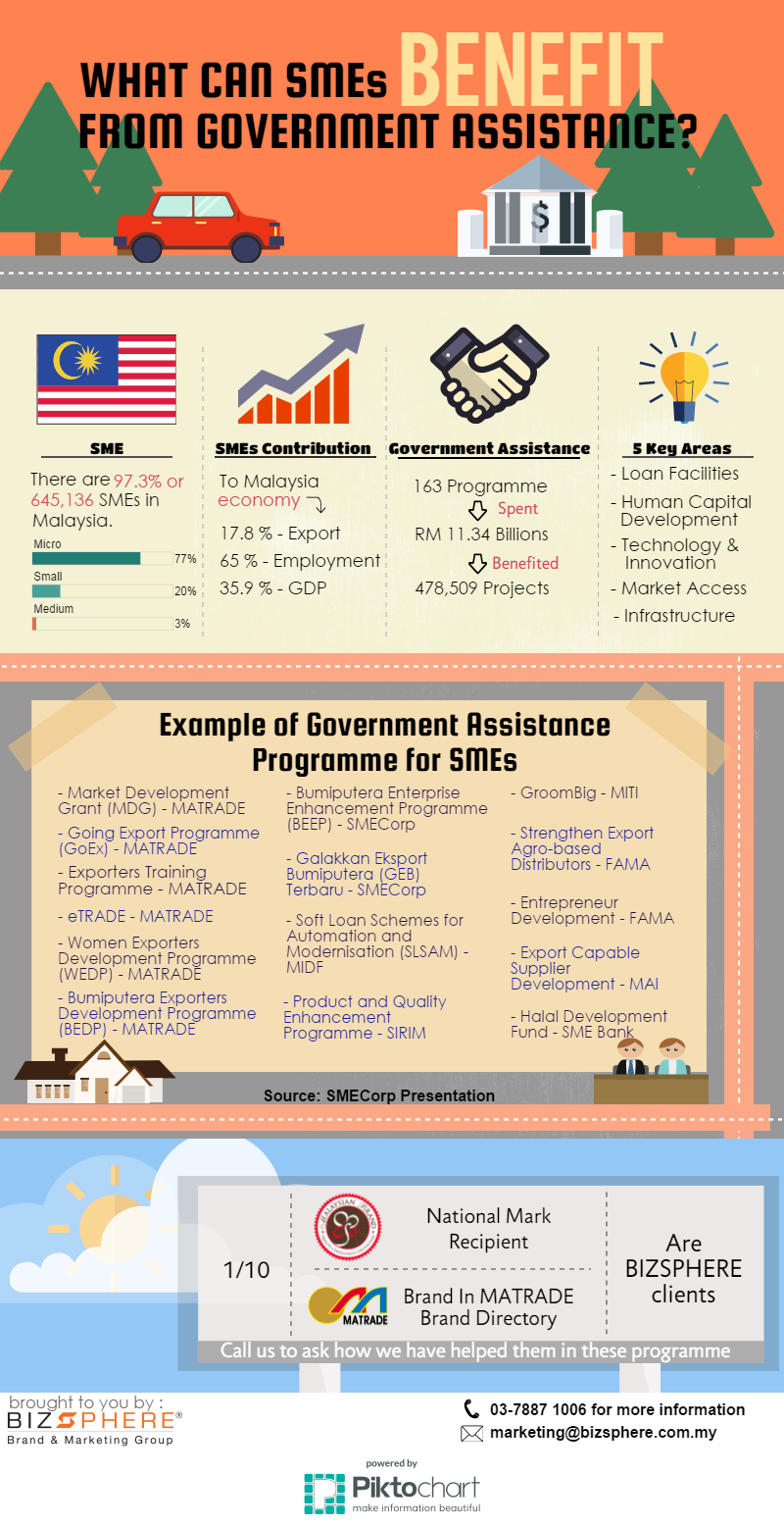 Infographics - Gov Assistance_Bizsphere