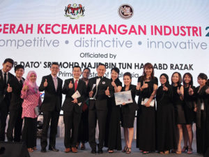 Anugerah Kecemerlangan Industri_Benithem_BIZSPHERE 2