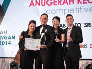 Anugerah Kecemerlangan Industri_Benithem_BIZSPHERE 3