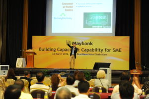 Maybank_Building Capacity & Capability for SME_BIZSPHERE 3