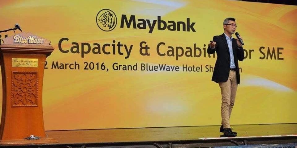 Maybank_Building Capacity & Capability for SME_BIZSPHERE