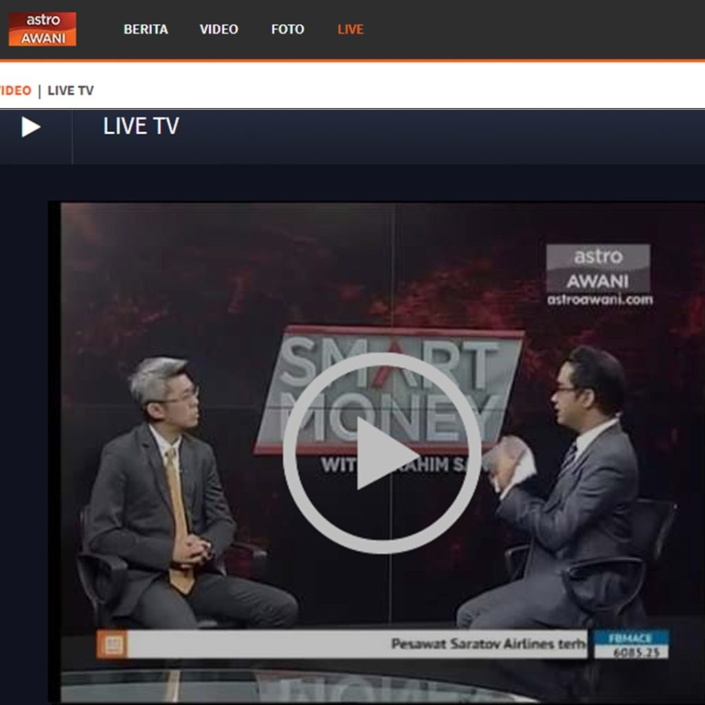 Astro Awani Smart Money: What Does It Take For SMEs To