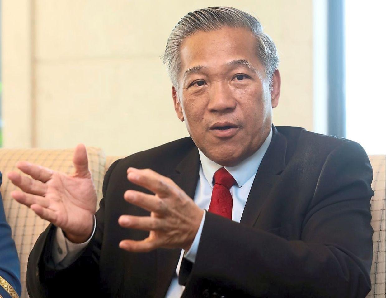SME Association of Malaysia president Datuk Michael Kang